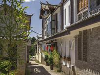 古民居庭院建筑