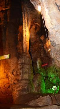 九莲洞玉柱景观