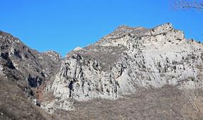 连绵的大山