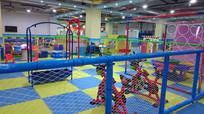 商场里的儿童游乐场