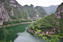 山水风景摄影图