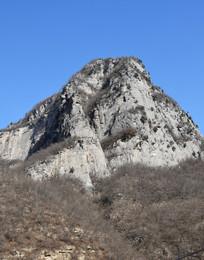 石头山峰图片
