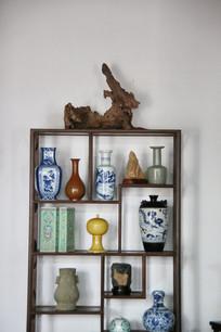 瓷器藏品展示柜