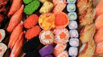 海鲜寿司拼盘