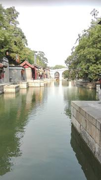 内河道景观