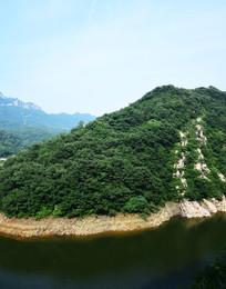 青山绿水风光图片