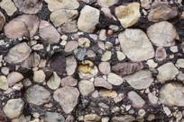 个性岩石表面纹理