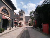时光贵州古镇街道