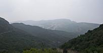 嵩阴山脉风景摄影