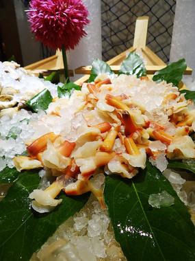 冰鲜兰花蚌