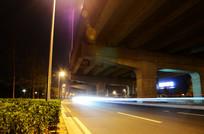 城市流光摄影