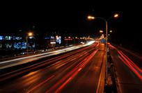 城市夜景美景