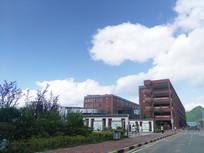 贵州省机械工业学校校园