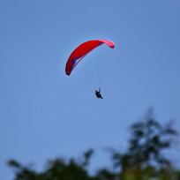 滑翔伞运动