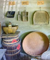 老式的农用工具