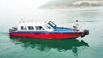 海上的快艇