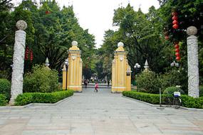 广州人民公园牌坊
