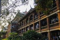 古建筑校舍