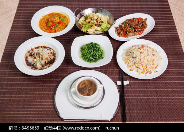 美食套餐图片