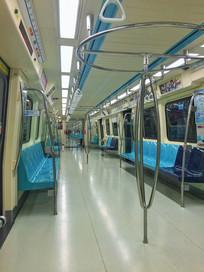 台北捷运列车车厢