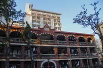 厦大欧式校舍