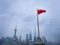 风云上海红旗飘