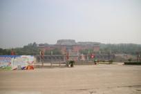 古建筑影视城