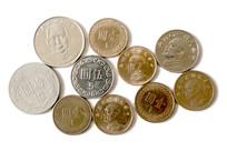 几枚新台币硬币
