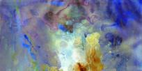 水彩装饰画