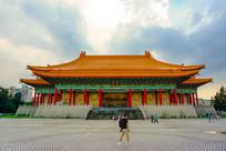 台湾的国家大剧院建筑