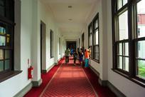 建筑内走廊
