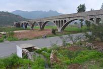 中国山区公路