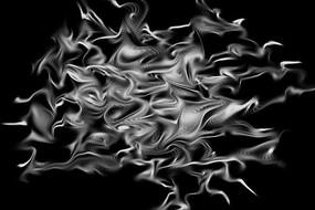 烟雾大理石