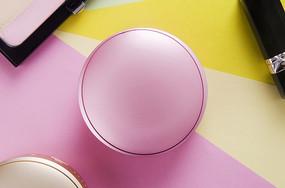 粉饼化妆盒女性用品