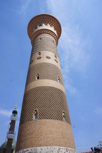 大巴扎观光塔