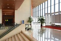 天津博物馆大厅