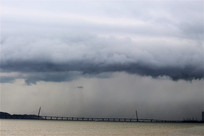 大自然乌云景象