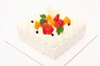冬梦山脉-鲜果蛋糕