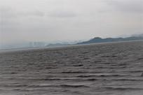 海景风光白云图片