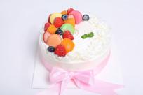 卡洛斯-鲜果蛋糕