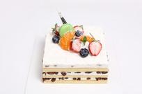 浓情蜜意-鲜果蛋糕