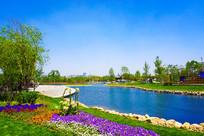 唐山世园会花园景观
