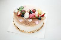 绚丽青春-鲜果蛋糕