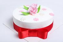 尤娜美人-奶油蛋糕