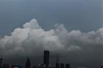 云朵图片乌云