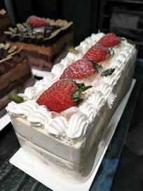 踏雪寻梅蛋糕