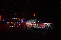夜市小吃街