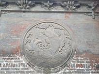 浮雕鲤鱼墙
