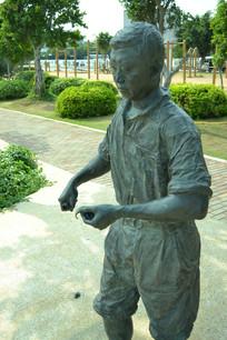 厦门五缘湾雕塑