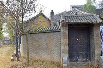 青砖民居老房子图片